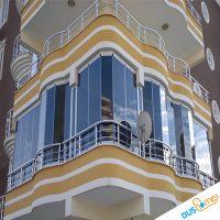 özel cam balkon